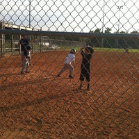 Photo taken at Odell Sports--Baseball Fields by Nicole L. on 8/29/2013