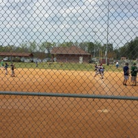 Photo taken at Odell Sports--Baseball Fields by Nicole L. on 4/13/2014