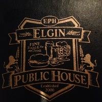 Photo taken at Elgin Public House by Jason P. on 9/5/2013