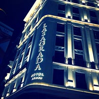 11/17/2013 tarihinde Murat D.ziyaretçi tarafından Lasagrada Hotel Istanbul'de çekilen fotoğraf