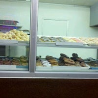 Photo taken at Tastee  Donuts by Tia S. on 2/28/2014
