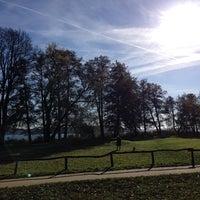 Photo taken at Gutspark Neukladow by Bjoern P. on 10/31/2013