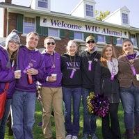 Photo taken at WIU Alumni House by WIU Alumni House on 1/9/2015