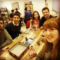 3/12/2017 tarihinde Güneş Ece M.ziyaretçi tarafından Da Vinci Escape & Board Game Cafe'de çekilen fotoğraf