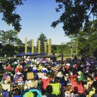 Photo taken at Shakespeare Festival St. Louis by Susie B. on 6/11/2015