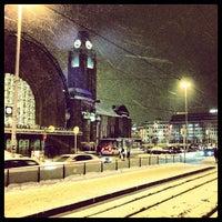 Photo taken at HSL Raitiolinja 2 by Jad L. on 12/14/2012