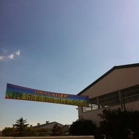 Photo taken at 総合車両製作所 新津事業所 by ゆういち on 10/13/2012
