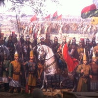 Photo taken at Panorama 1453 Historical Museum by Yesim Qureshi 🇹🇷 on 9/30/2012