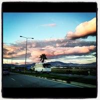 11/11/2012 tarihinde ferdi a.ziyaretçi tarafından Gönyeli Çemberi'de çekilen fotoğraf
