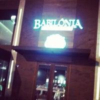 Foto tirada no(a) Babilônia Gastronomia por João Victor B. em 7/7/2013
