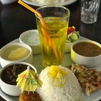"Photo taken at Giahi Restaurant by خانوم ""ح"" on 8/4/2017"