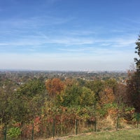 Photo taken at The Overlook At Iroquois Park by Andrew R. on 11/6/2016