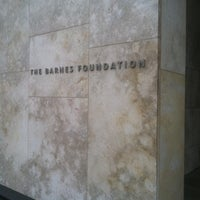 Photo taken at The Barnes Foundation by Andrew R. on 3/17/2013