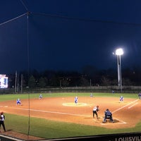 Photo taken at Ulmer Stadium by Andrew R. on 3/5/2018