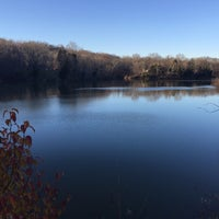 Photo taken at General Butler State Resort Park by Andrew R. on 11/25/2015