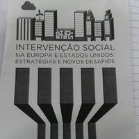 Photo taken at Fundação João Pinheiro by Paulo Henrique V. on 6/10/2013