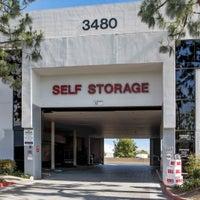 Photo Taken At South Coast Self Storage By On 8 10