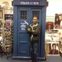 Photo taken at The Who Shop & Museum by Stan M. on 11/9/2013