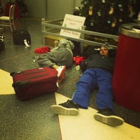 Photo taken at Terminal 1 by Marcelo C. on 12/27/2012