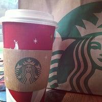 Photo taken at Starbucks by Marcelo C. on 12/21/2012