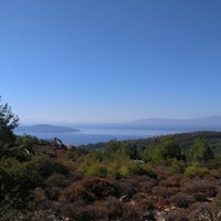 Photo taken at Pedasa Ormanı by Yusuf A. on 10/20/2016