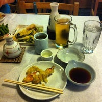 Photo taken at Seto Tempura House by Kyle P. on 3/13/2013