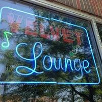 Photo taken at Velvet Lounge by Gavino R. on 7/11/2013