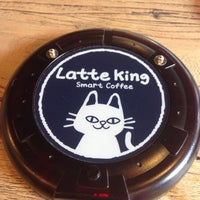 Photo taken at Latte King by J R. on 3/3/2014
