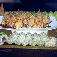Photo taken at Samurai Japanese Cuisine Sushi Bar & Grill by Sindi H. on 9/28/2012