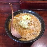 Photo taken at 麺処 田ぶし by 松田 誠. on 1/28/2017