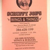 Photo taken at Scruffy Joe's Wings & Things by Diane E. on 8/16/2013