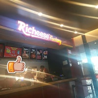 Photo taken at Richeese Factory by Cak E. on 9/14/2017