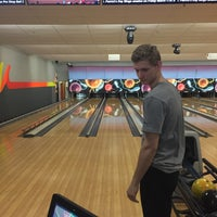 Photo taken at Andover Lanes and Lounge by Ben D. on 3/14/2017