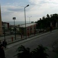 Photo taken at Rize Yeşilçay Öğrenci Yurdu by Melih P. on 4/7/2017