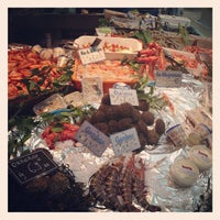 Photo taken at Marché de Passy by Antonio S. on 9/23/2012