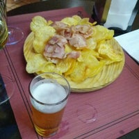 Photo taken at Bar Bacanal by Peibols B. on 10/20/2013