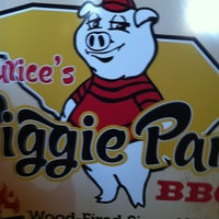 Photo taken at Maurice's BBQ Piggie Park by Paul C G. on 11/19/2012
