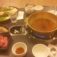 Photo taken at 채선당(송내점) by 성욱 이. on 3/8/2013