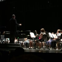 Photo taken at Gardendale High School Auditorium by Carole P. on 5/12/2016