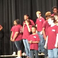 Photo taken at Gardendale High School Auditorium by Carole P. on 5/17/2016