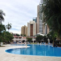 Photo taken at Hotel El Panamá by Arturo G. on 10/17/2012