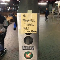 Photo taken at MTA Subway - Roosevelt Island (F) by Roland L. on 3/10/2013
