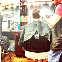 Photo taken at Bedford Barbers by Roland L. on 9/13/2014