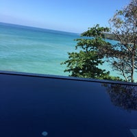 Photo taken at Surin Beach Resort by Nenny N. on 10/19/2017