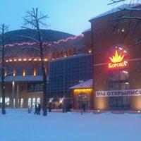 Снимок сделан в ТЦ «Замок» пользователем Andrei K. 12/13/2012