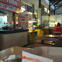 Photo taken at Food Court by tuth f. on 3/6/2016