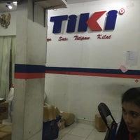 Photo taken at TIKI - Titipan Kilat by tuth f. on 2/23/2016