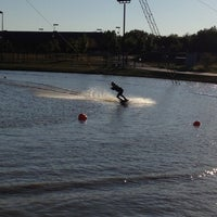 Photo taken at Hydrous At Allen Station by Carrie N. on 10/8/2012