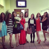 Photo taken at Школа №1287 by Sofia O. on 5/24/2013