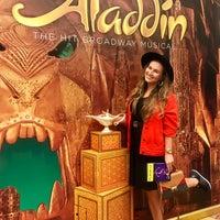 Foto tomada en Aladdin @ New Amsterdam Theatre por Yulia B. el 9/23/2018
